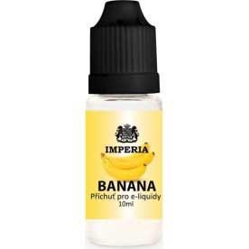 Příchuť IMPERIA 10ml Banana (Banán)