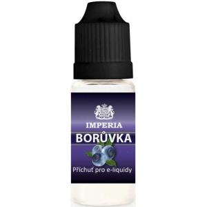 Příchuť IMPERIA 10ml Blueberry (Borůvka)