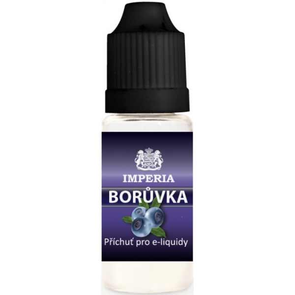 Příchuť IMPERIA 10ml Blueberry (Borůvka)