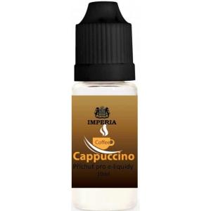 Příchuť IMPERIA 10ml Cappuccino (Kapučíno)