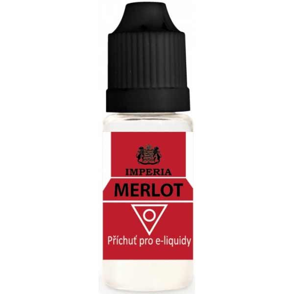 Příchuť IMPERIA 10ml Merlot