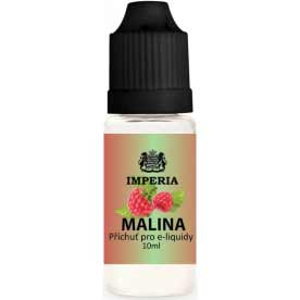 Příchuť IMPERIA 10ml Raspberry (Malina)