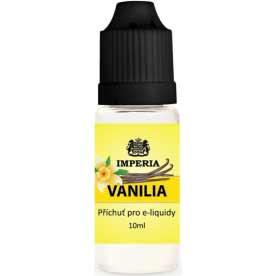 Příchuť IMPERIA 10ml Vanilla (Vanilka)