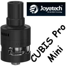 Joyetech CUBIS Pro Mini Clearomizer 2ml, černá
