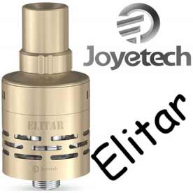 Joyetech Elitar Clearomizer 2ml, zlatá