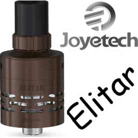Joyetech Elitar Clearomizer 2ml, dřevo
