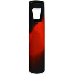 Silikonové pouzdro pro Joyetech eGo AIO 1500mAh, černo-červené
