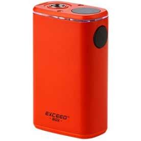 Joyetech EXCEED BOX grip, easy kit, 3000mAh, oranžová