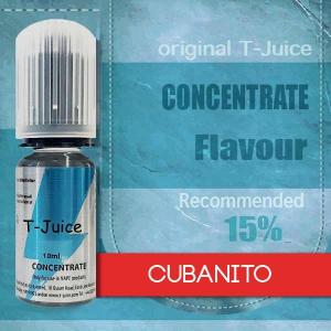 Příchuť T-Juice Cubanito 10ml
