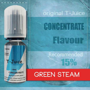 Příchuť T-Juice Green Steam 10ml
