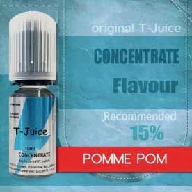 Příchuť T-Juice Pomme Pom 10ml