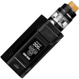 Wismec Reuleaux RX2 20700 Grip, full kit, černá