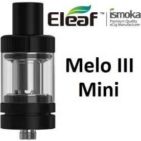 iSmoka-Eleaf Melo 3 Mini clearomizer, černá
