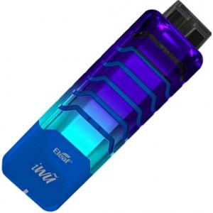 Elektronická cigareta iSmoka-Eleaf iWu, 700mAh, modrá