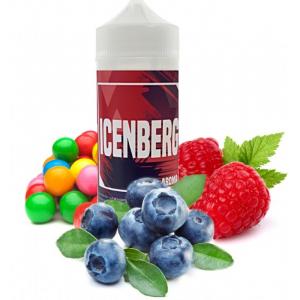 Příchuť E-zigstore 20ml, mentolová žvýkačka s ovocem (ICENBERG)