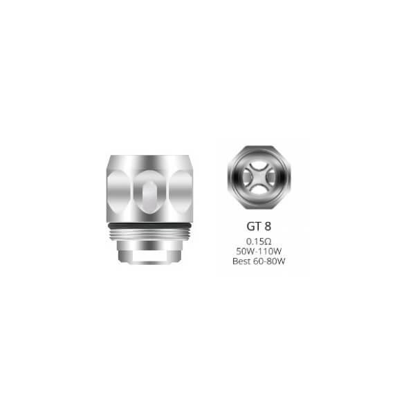 Vaporesso GT8 žhavicí hlava 0,15ohm