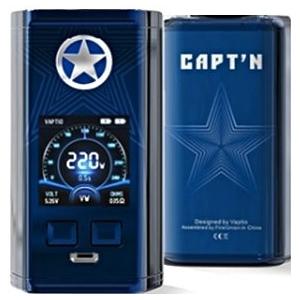 Grip Vaptio Captn TC220W, Easy kit, modrá