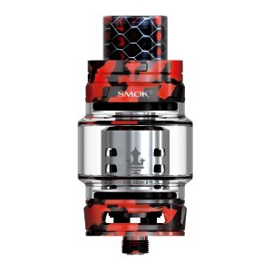 Smoktech TFV12 Prince Cloud Beast clearomizer, Red Camouflage