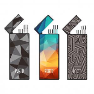 Elektronická cigareta Vapeonly PORTO PCC, 1ml, 180mAh + PCC 800mAh