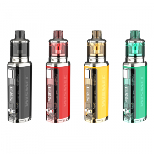 Wismec Sinuous V80 TC 80W grip, Full Kit