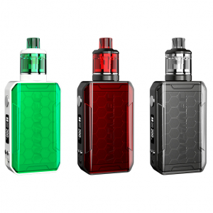 Wismec Sinuous V200 TC 200W grip, Full Kit