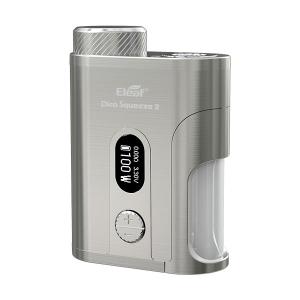Grip iSmoka-Eleaf iStick Pico Squeeze 2, stříbrná