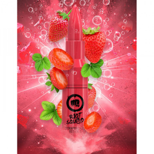 Příchuť Riot Squad Shake and Vape Strawberry Scream 20ml