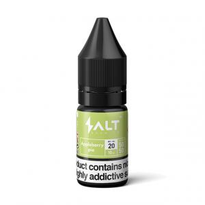 E-liquid Salt Brew Co Jablečný koláč a lesní plody (Appleberry Pie)