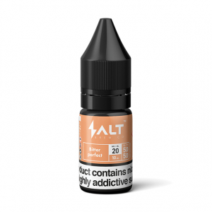 E-liquid Salt Brew Co Grapefruit s mangem a meruňkou (Bitter Perfect)