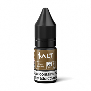 E-liquid Salt Brew Co Tabáková směs (Pure Tobacco)