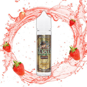 Příchuť The Lost Taste Shake and Vape 10ml Strawberry River