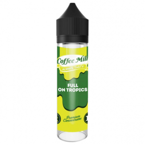 Příchuť Coffee Mill Shake and Vape 10ml Full On Tropics