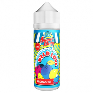 Příchuť SUGAR LADY Shake and Vape 15ml Wild Love