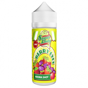 Příchuť SUGAR LADY Shake and Vape 15ml Berry Eyes