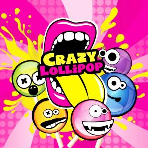 Příchuť Big Mouth Classical - Crazy Lollipops
