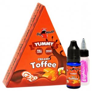 Příchuť Big Mouth YUMMY - Creamy Toffee