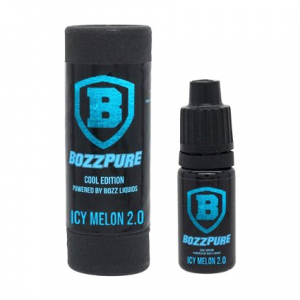 Příchuť Bozz Pure COOL EDITION 10ml ICY Melon V2.0