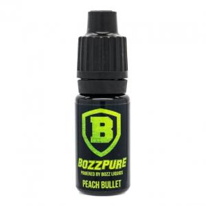 Příchuť Bozz Pure 10ml Peach Bullet (Šťavnatá broskev)