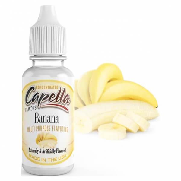 Příchuť Capella 13ml Banana (Banán)