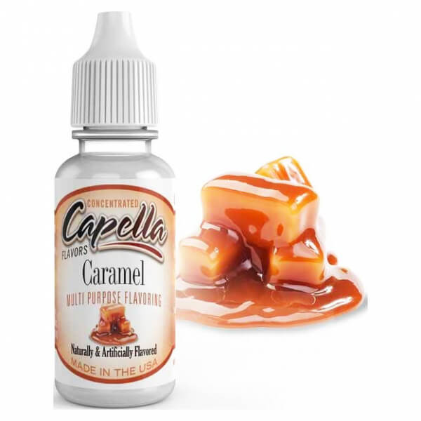 Příchuť Capella 13ml Caramel v2 (Karamel)
