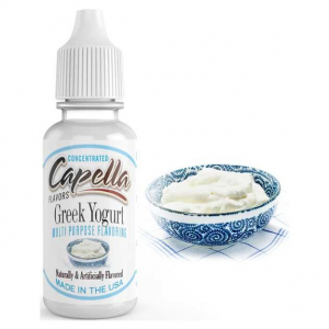 Příchuť Capella 13ml Greek Yogurt (Řecký jogurt)
