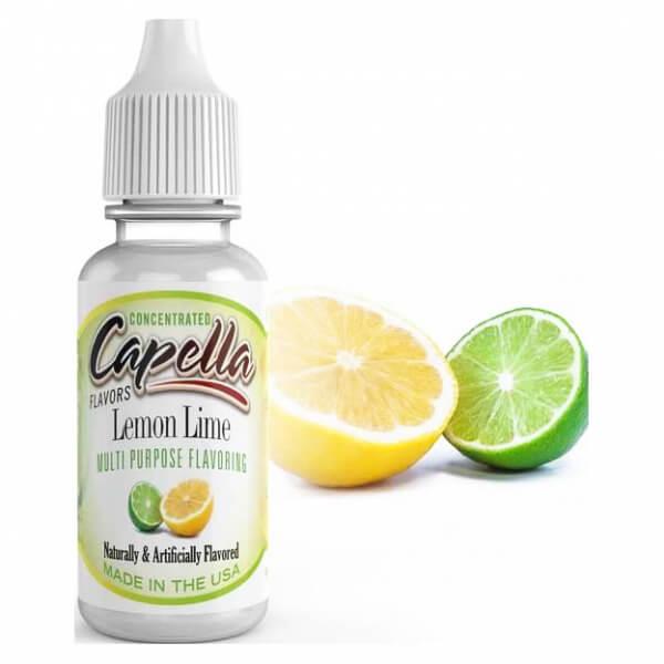 Příchuť Capella 13ml Lemon Lime (Citron a limetka)