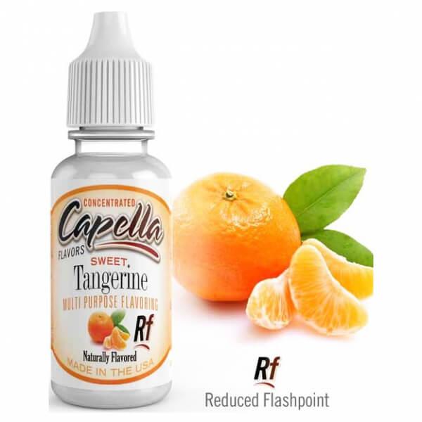 Příchuť Capella 13ml Sweet Tangerine Rf (Sladká Mandarinka)