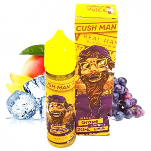 Příchuť Grape Mango Nasty Juice - CushMan S&V 20ml