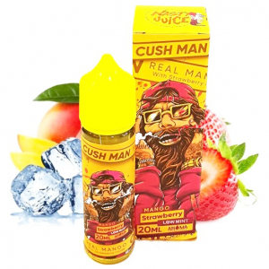 Příchuť Strawberry Mango Nasty Juice - CushMan S&V 20ml