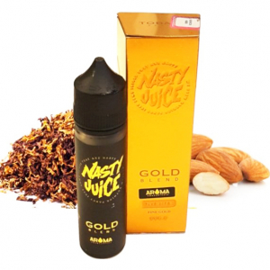 Příchuť Tobacco Gold Nasty Juice - Tobacco S&V 20ml