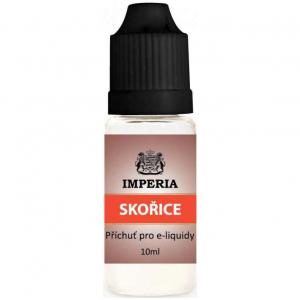 Příchuť IMPERIA 10ml Cinnamon (Skořice)
