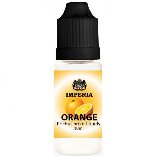 Příchuť IMPERIA 10ml Orange (Pomeranč)