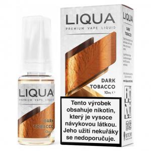 E-liquid LIQUA Elements Dark Tobacco (Silný tabák)