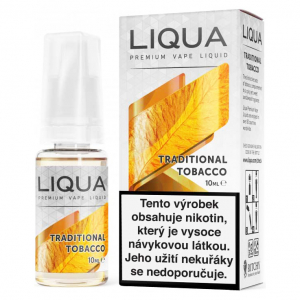 E-liquid LIQUA Elements Traditional Tobacco (Tradiční tabák)